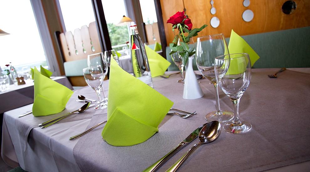 Restaurant im Hotel Bastei