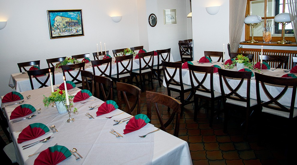 Resi-Stüberl im Hotel Bastei